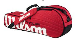 Wilson TOUR SQUASH TRIPLE THERMAL